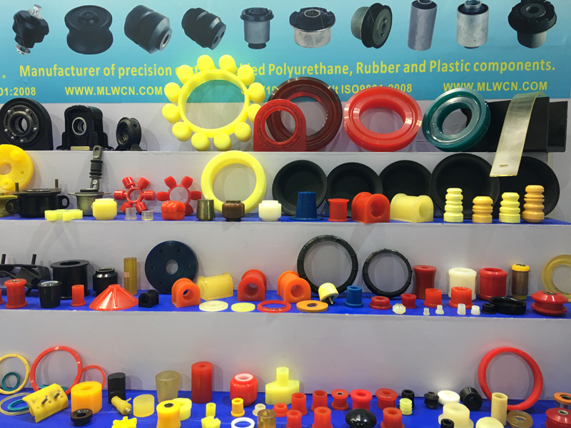 Urethane Rubber Shock Absorber Bushing