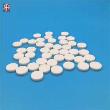 high heat conductivity alumina ceramic tablet lobe