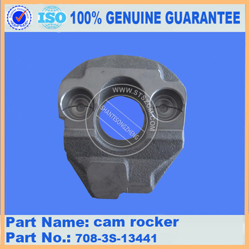 Excavator PC50MR-2 main pump spare parts, cam rocker 708-3S-13441