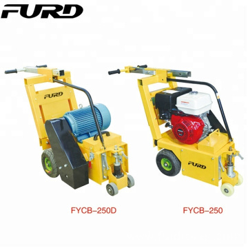 Electric concrete milling machine self propelled concrete scarifier(FYCB-250D)