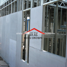 High Strength Attic panel Frost-Resistant Fiber Cement Board