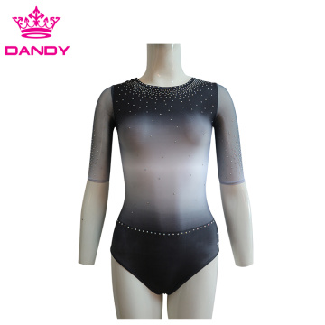 Sublimated Ombre Kids Dance Leotards