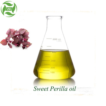 100% pure natural perilla leaf essential oil