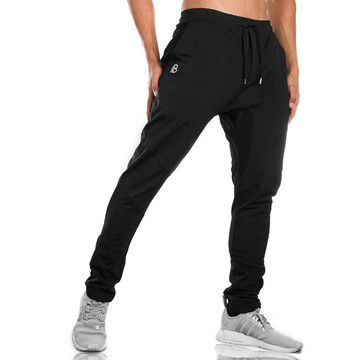 Men Fitness Sports Casual Clothing Pants