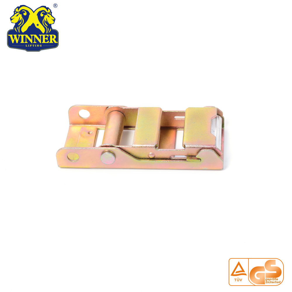 Heavy Duty Galvanized Overcenter Buckle With 2000KG