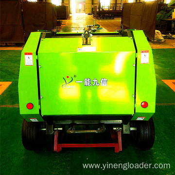 High Quality Low Price Mini Round Baler