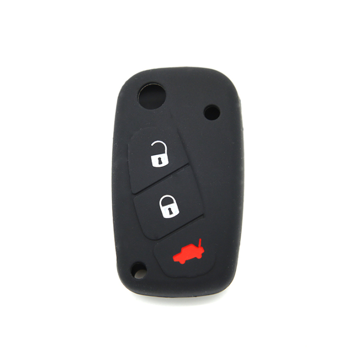 Fiat 3 Buttons Key Cover