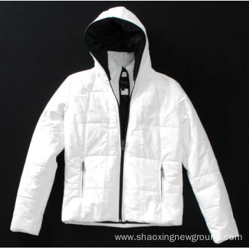 fashion white men's jacket