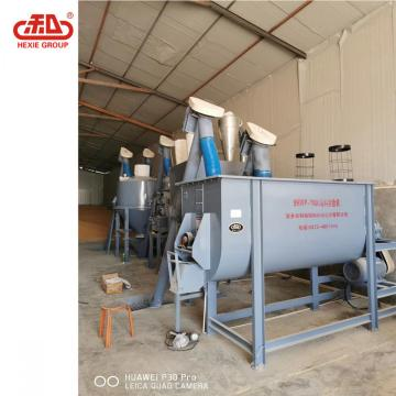 3-5 Tph Automatic Batching Production Line