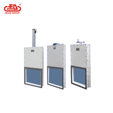 Good Quality Animal Feed Pneumatic Gate