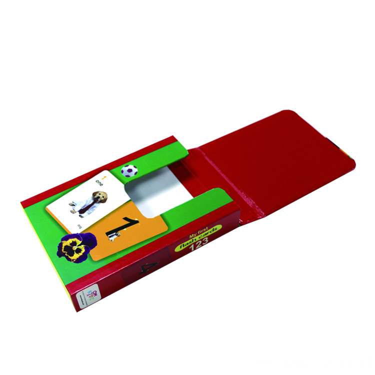 Educational Cards Boxes For Children