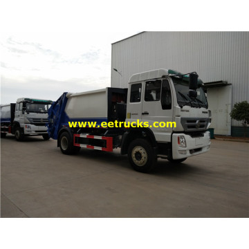 SINOTRUK 10m3 Compress Garbage Trucks