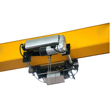 workshop use indoor european single girder overhead crane