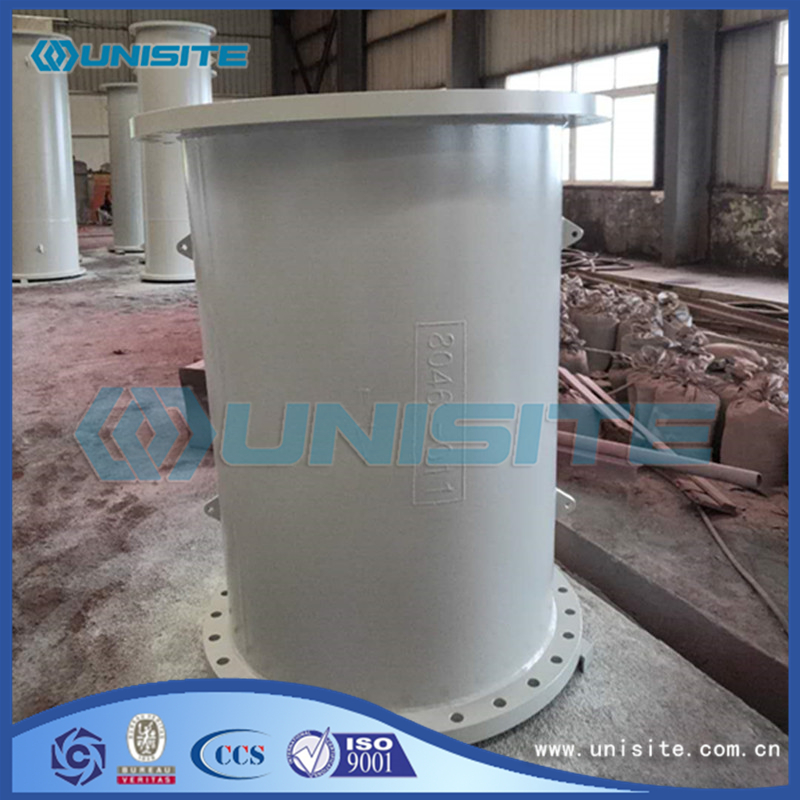 Structure Steel Marine Straight Pipe