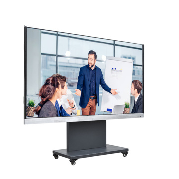 hitachi interactive flat panel display