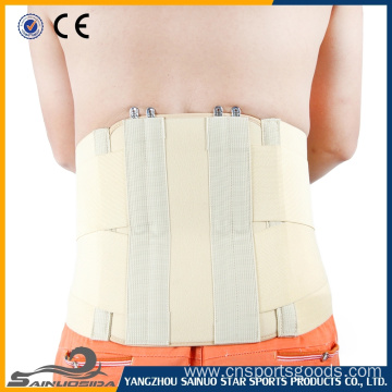 Body shaper lumber belt waist support protector