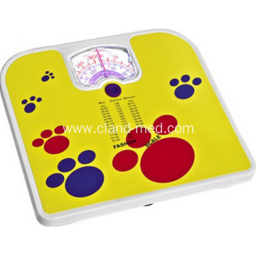Bathroom Weight Scale Mechanical Personal Scale