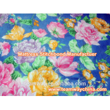 Non Woven Printing Stitchbonded Nonwoven Fabric