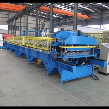 Glazed Tile roofing equipment