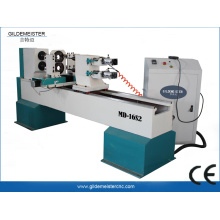 Double Heads CNC Wood Lathe Machine