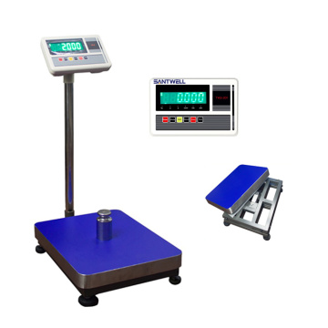 Platform Scale Stainless Steel 300kg