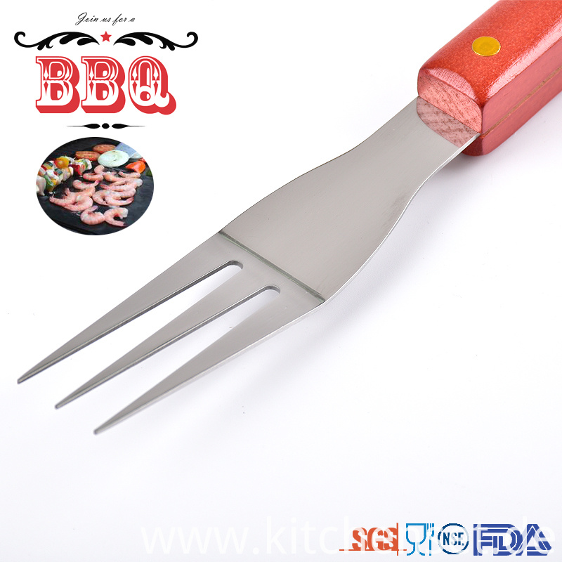 Barbecue Grilling Tool Set Fork