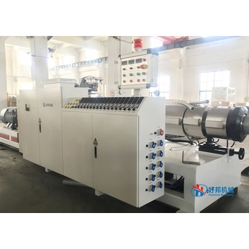 High quality PC hollow board machine