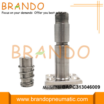 3/2 Way Flange Seat Automobile Part Armature Plunger