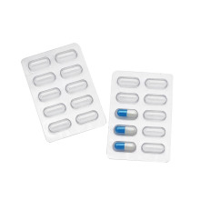 Wholesale Clear Small Pill Blister Inner Tray Packaging