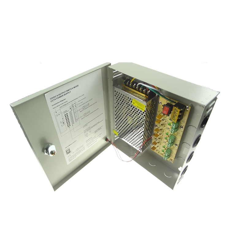 cctv power supply box 12V 5A 10A 20A