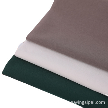 Good quality woven solid 70%cotton 30%polyester plain fabric