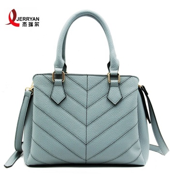 New Designer Women's Blue Satchel Shoulder Bags