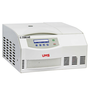 U.THR16E Tabletop High Speed Refrigerated Centrifuge