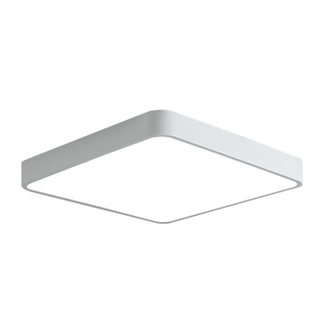 Ultra-thin Square Frame LED Ceiling Light 600mm