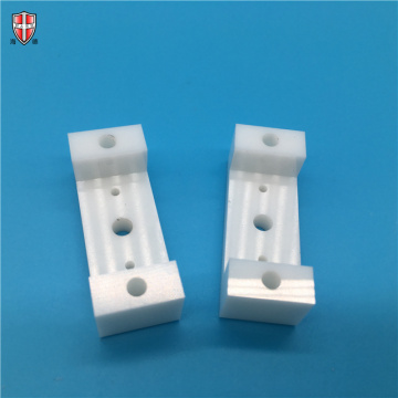 high polished high roughness zirconia ceramic brick block