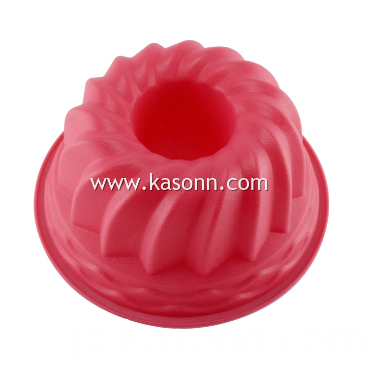 Silicone Bunt Mold