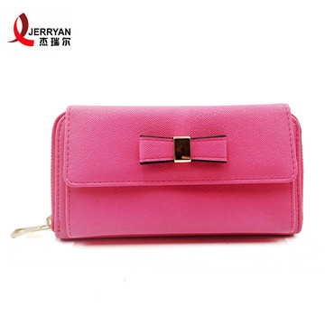 Slim Card Clutch Bags for Passport and Money