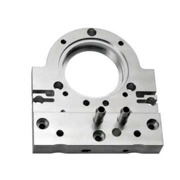 Custom 5 axis Stainless Steel CNC Machining Part