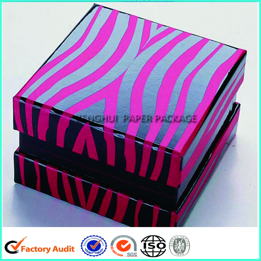 luxury bracelet box