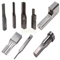 Profile punch for electrical terminal tooling and mold