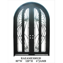 Finest Handcrafted Iron Entry Doors