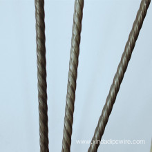 6.00mm  1670MPa electric concrete pole PC wire