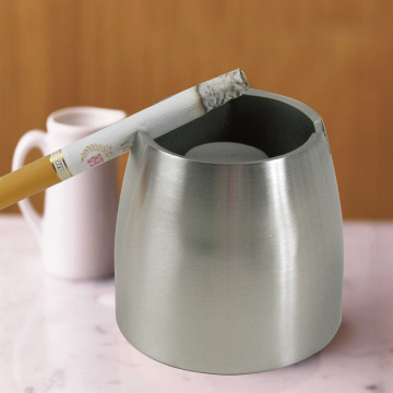 heavy duty stainless steel ashtray