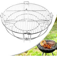 Stainless steel Multi-Tier Barbecue Cooking Grid