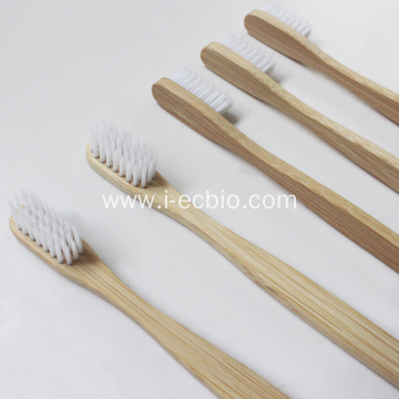Bamboo Toothbrush Custom LOGO FDA