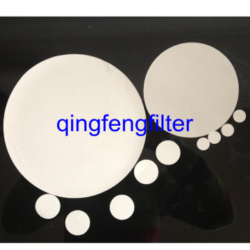 PTFE Filter Membrane Disc for Strong Mechanical Properties