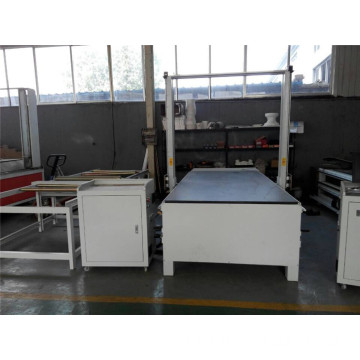 high quality cnc hot wire cutting machine