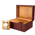 Fancy Watch Box Wooden Watch Packaging Box