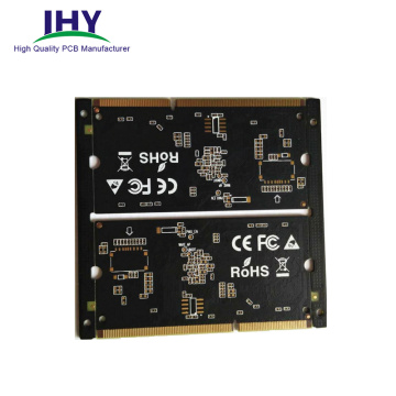 Customized High Quality Low Cost 4 Layer Rigid Flexible PCB Prototype