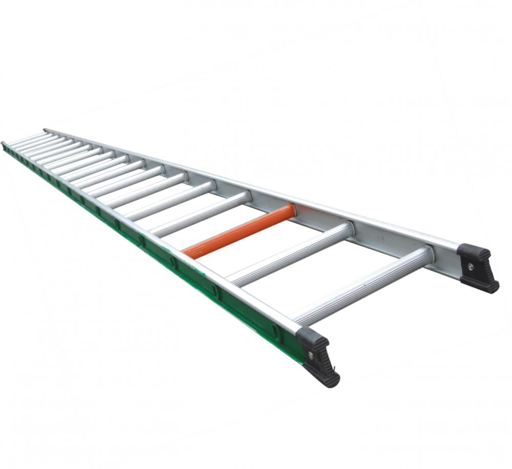 Aluminum Construction Straight Ladder